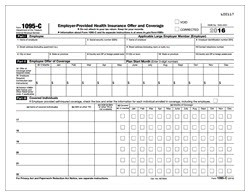 How to Correct Form 1094 & 1095 Errors