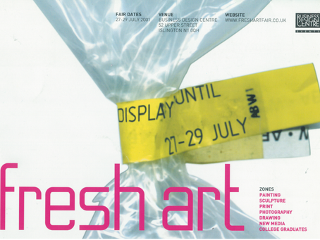 Fresh Art 2001