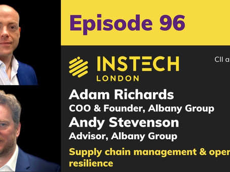 InsTech London Podcast - with Adam Richards and Andy Stevenson