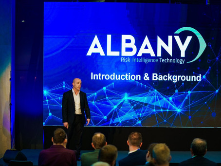 Albany Group speaks at the Innovation in Insurance conference