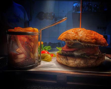 Pan Burger poleca się na rozpoczęcie rok