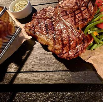 T-Bone u nas. #beef #t-bone, #wołowina #