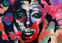 Untitled Woman of Color II