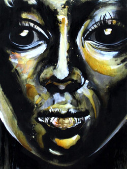 Untitled African Woman