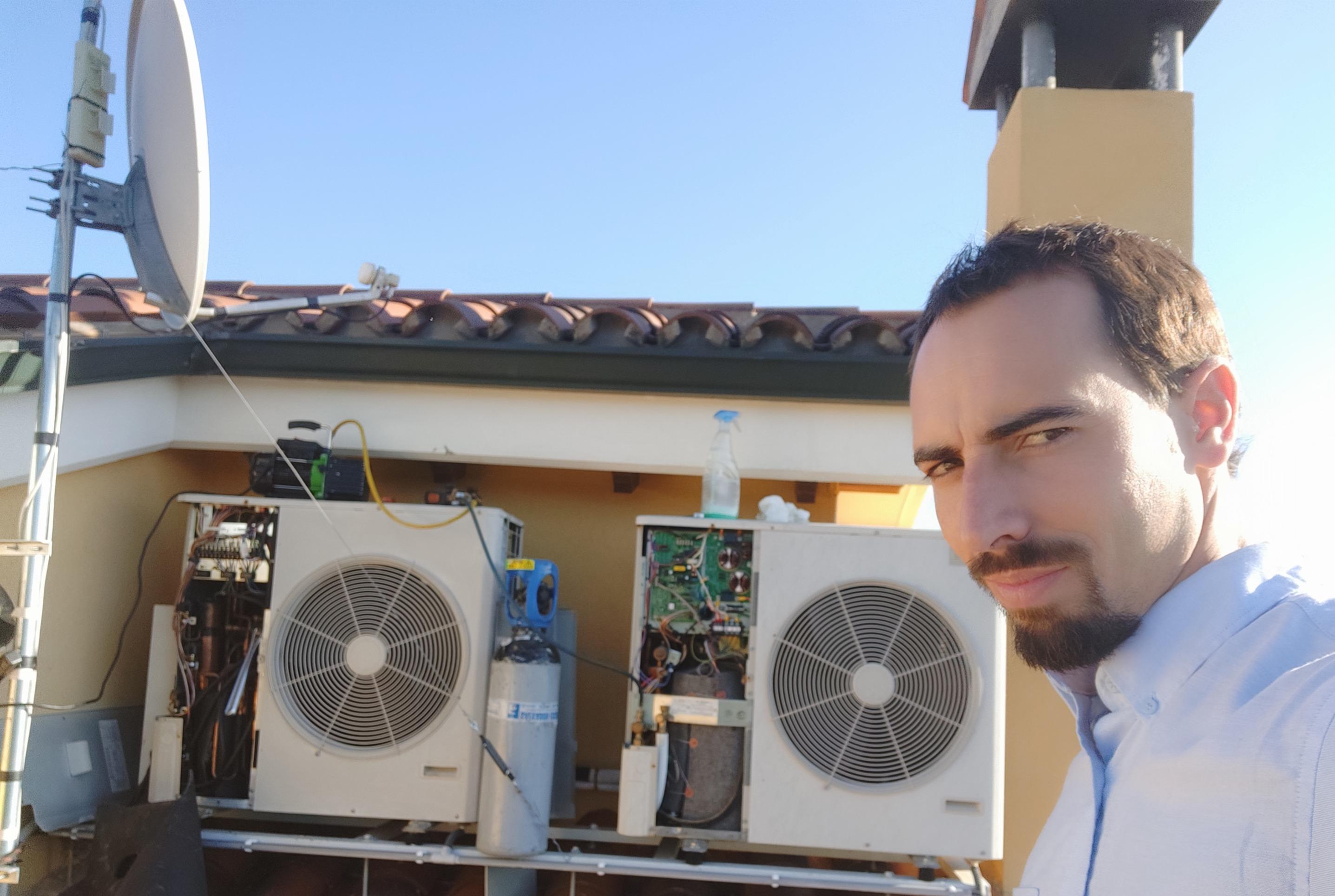 cesar morera instalador de aire acondici