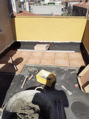 Impermeabilizar una Terraza sin levantar el suelo
