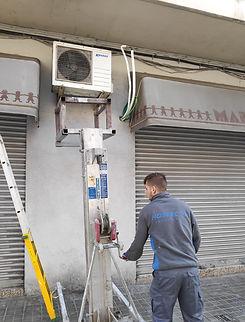 conductos de aire condicionado con insta