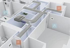 instalacion aire acondicionado conductos