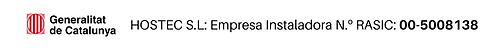 Empresa Instaladora Nº RASIC_ 00-5008138