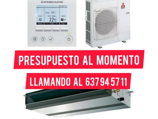 Precio instalacion aire acondicionado