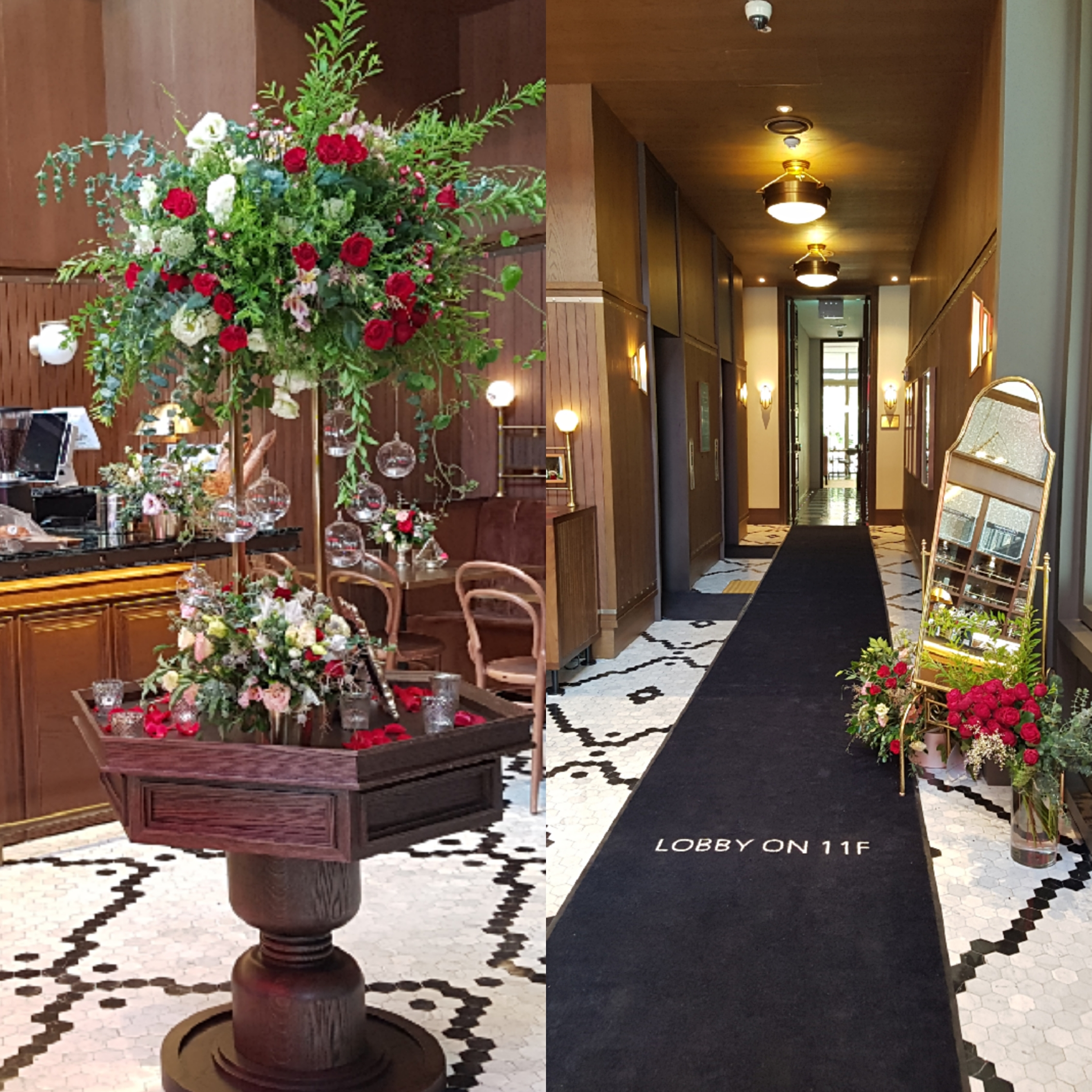 Hotel Crescendo Seoul Grand Opening