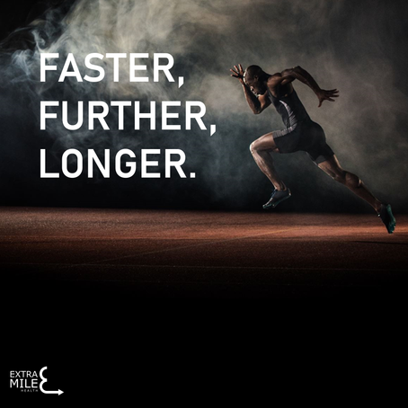 Faster Further Longer: How we run faster and what this means for clinical practice