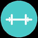 a symbol to represent rehabilitation services