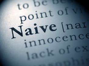 Flash Fiction: Naive