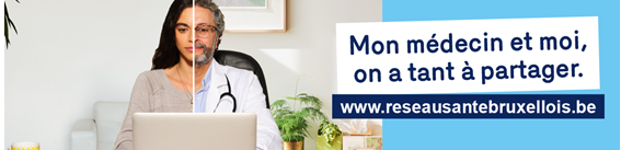 Semaine bruxelloise de l'e-santé 17 - 21 juin 2019