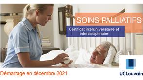 Soins Palliatifs : Certificat interuniversitaire et interdisciplinaire, 2021