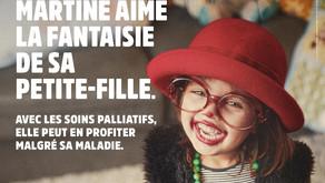 Communiqué de presse : Campagne nationale de sensibilisation aux soins palliatifs