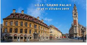 Soins palliatifs pédiatriques et techniques : servitudes et services, 10-11 oct. 2019, Lille