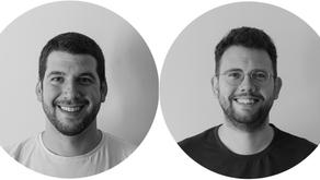 Guillaume Lhoumeau et Jean-Baptiste Mougdon  ont récemment rejoint l'équipe de  Sémiramis
