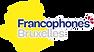 Logo Francophones Bruxelles.png