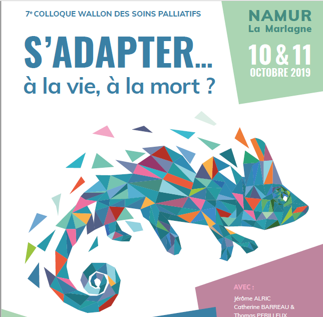 7ième Colloque Wallon des Soins Palliatifs, Namr (Wépion), Belgique