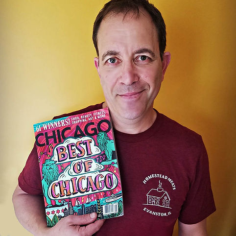 Homestead Meats Named 2018 Best Butcher in Chicago by Chicago Magazine