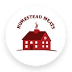 Homestead Meats Logo