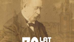 Jubileuszowa wystawa  - 70 lat Książnicy