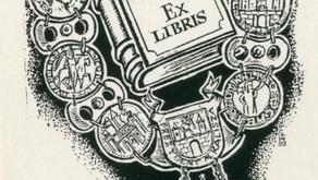 Ekslibrisy heraldyczne w zbiorach Książnicy