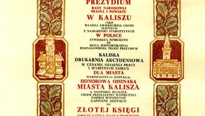 Drukarskie cymelia z kolekcji działu zbiorów specjalnych Książnicy