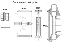 TOOLS R 9700