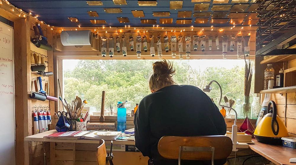 sophie painter studio printmaker