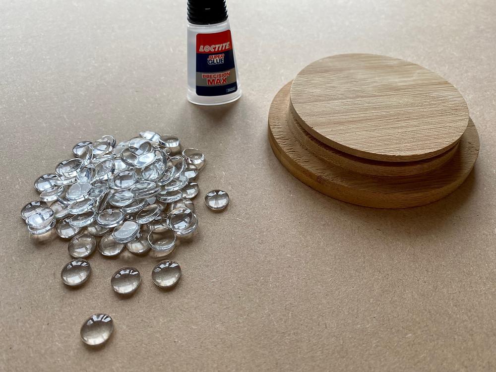Making your own baren for linocut printmaking printmaker
