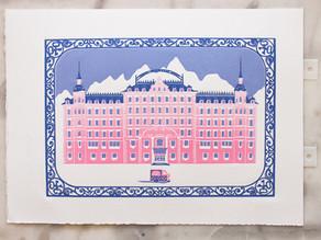 Meet the printmaker - Carolina Linoleum