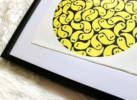top tips for new linocut printmakers - part one