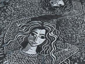 Meet the printmaker - Natasha Isabel