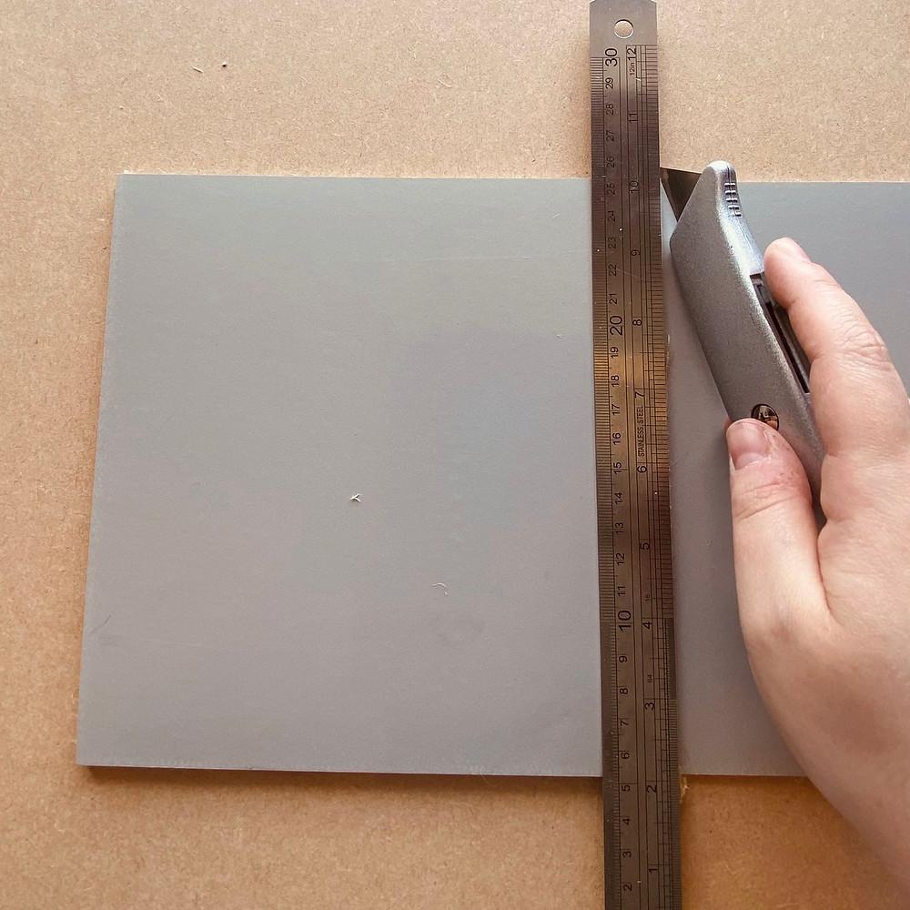 Linoleum block stanley knife