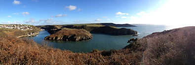 Walking the Pembrokeshire Coast Path starts right from your door