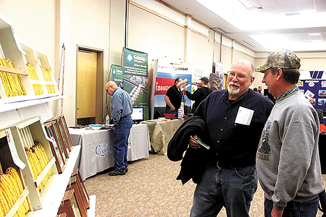 crop and forage show