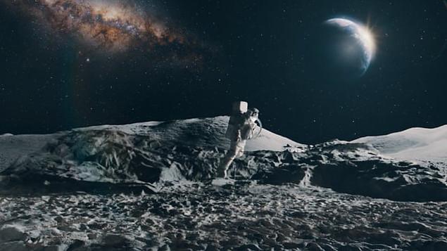 Astronot - Bora Egemen