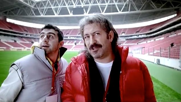 Türk Telekom Arena - Bahadır Karataş