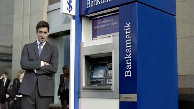 Bankamatik - Gürkan Kurtkaya