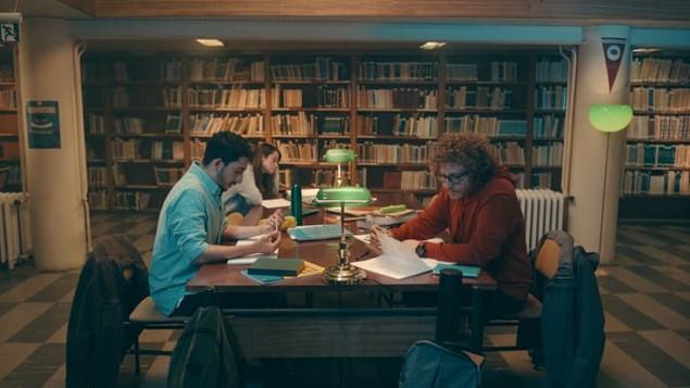 Çabuk Makarna - Kütüphane / Engin Erden