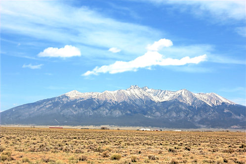 5 Acre- Scenic Mt Blanca in the Distance! $129/Month Instant Financing