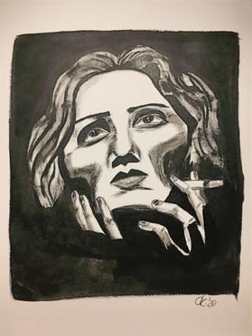 """""""Sad Woman"""""""