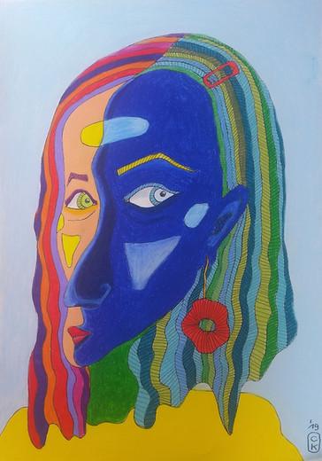 Colorface