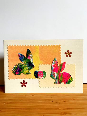 Card Horizontal View