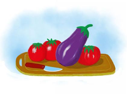 Gemüse / vegetables