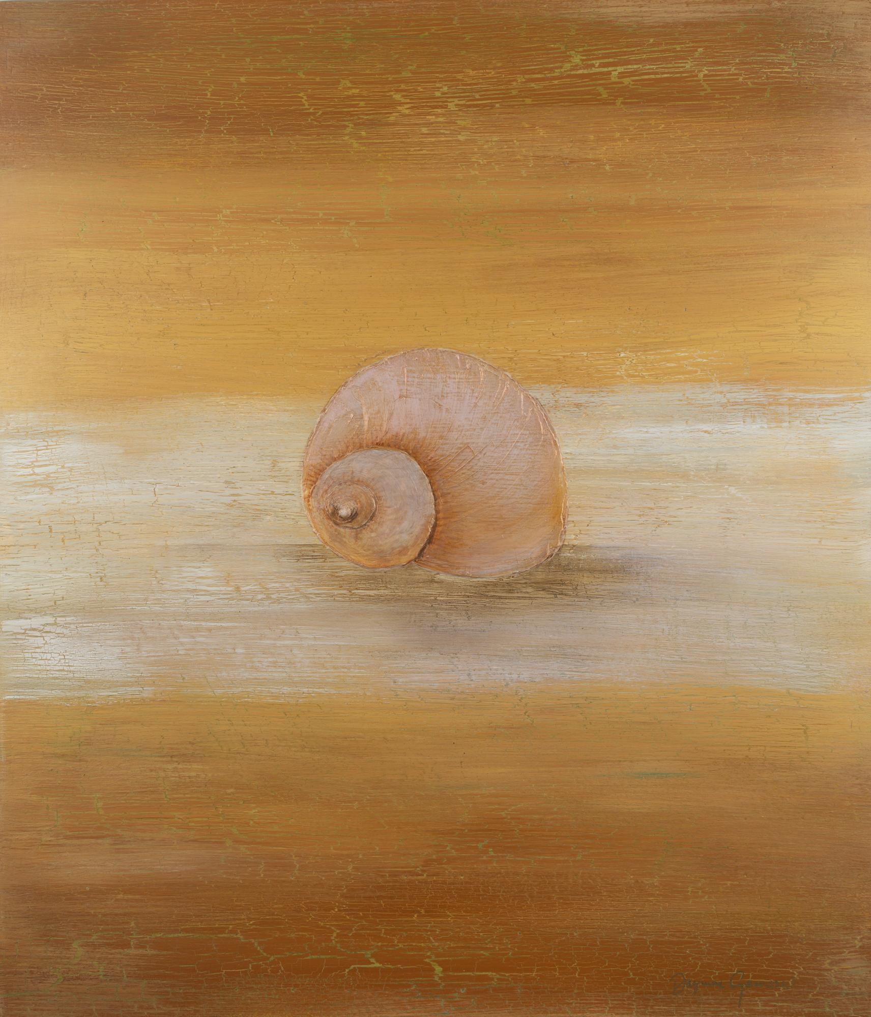 Gold Sea Snail