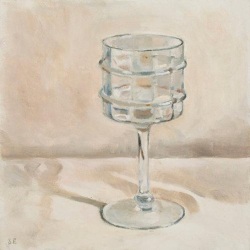 Glass Study  8x8